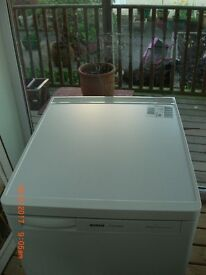 REFRIDGERATOR (BOSCH) WELL USED BUT IN VERY GOOD CONDITION
