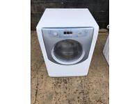 Hotpoint 8+6kg 1200 Spin Washer Dryer in White #5048