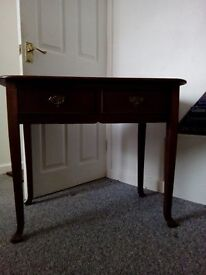 Antique Hall / Side Table.