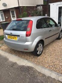 2003 Ford Fiesta flame 1.4 silver