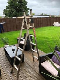 12 foot 3 way ladder