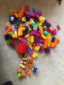 Mega blocks job lot. Winnie the Pooh