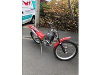 Trials bike gas gas 280 txt