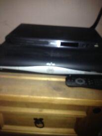 Phillips slimline DVD & Usb player & Bush DVD player