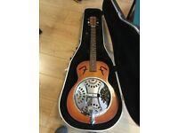 Fender Sunburst Resonator