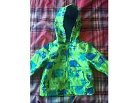 Boys raincoat 3-6 months
