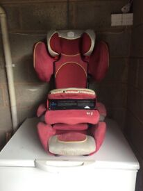 Kiddy Comfort Pro Car Seat (two available)