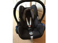 Carseat Maxi Cosi Group 0+ - excellent condition like new