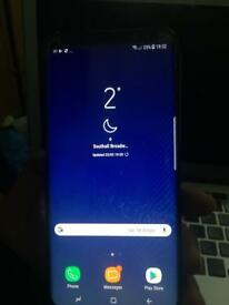 SAMSUNG GALAXY S8 PLUS 64GB UNLOCKED BLACK