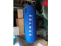 50lb Domyos Punch Bag with Ceiling Mount