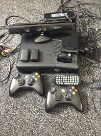 Xbox 360 4gb + 320gb Hardrive