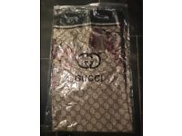 Gucci silk scarves scarfs shawls NEW with packaging