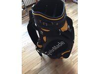 Taylor made pro golf bag