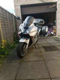 Vfr800 vtec 2003 full luggage Givi immaculate