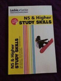 N5 & Higher Study skills Leckie and Leckie