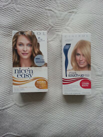 Hair dye x 2. Blond, Clairol. NEW, unused. £6 for two - bargain!