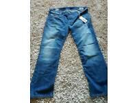 Diesel Zatiny Bootcut Jeans 36w 30l