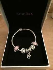 Brand new Pandora bracelet- genuine