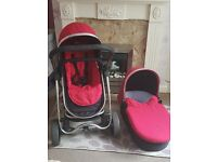 icandy strawberry and carrycot