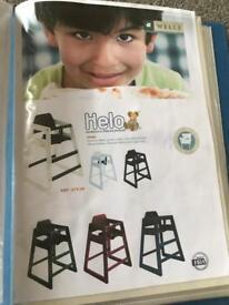 Helo high chair