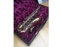 Tenor Saxophone - B&H 400 (Boosey & Hawkes)