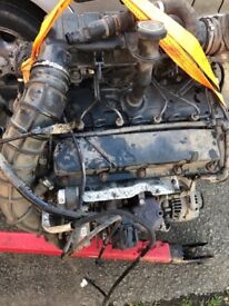 Transit 2.0 fwd engine