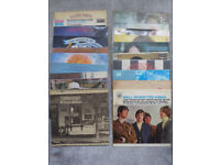 20 Vinyl LPs Who/Kinks/Moody Blues/Dylan/Blondie/Orbison/Elton John/Joni Mitchell/Carole King & more