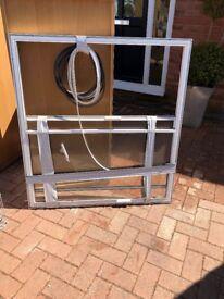 Secondary glazing unit