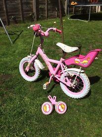 "Apollo Cupcake Kids Bike - 12"""