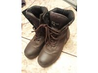 Grafters G-Force Combat Boots