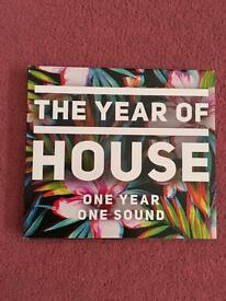 The year of house cd
