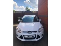 Ford Focus 1.6 TDCi Edge 5dr. Full Service History