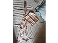 Berberry tie