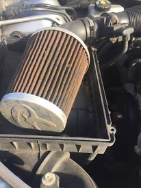 Air filter for an Astra 1.4