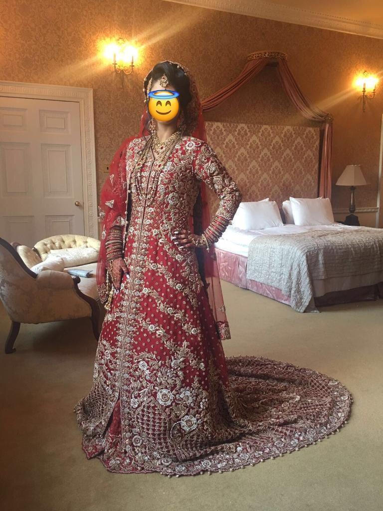 Asian bridal wedding dress / bridal wedding dress / wedding gown ...