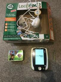 LeapPad2 - Power - fully working with box and Paw Patrol Imagicard