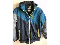 NEXT Boys hooded anorak age 14 years