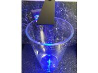 New Nano Fish Tank/Aquarium Full Tropical Setup Cylindrical 9.5mm glass! RRP250 £125-OVNO