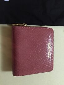 Genuine new rose pink purse from Madrid