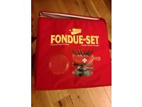 Complete Fondue set