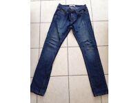 Men's Jeans 8 pairs: River Island / Top Shop