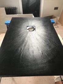 1200 x 800 Slate Shower Tray