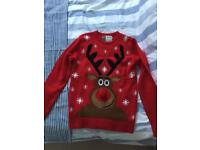 Men's Christmas jumper