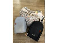 Pacapod baby changing bag with mat, originally cost £85