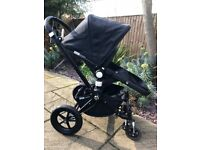 Bugaboo Cameleon Pushchair - Black Limited Edition - Excellent Condition