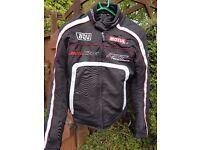 RST Race Dept Textile Sport Motorbike Jacket