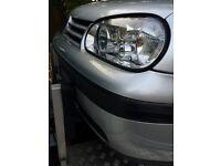 Volkswagen Golf mk4 complete head lights