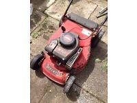 BRIGGS & STRATTON 375 petrol lawnmower spares or repairs