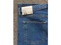 Size 10 Topshop Tally flared jeans