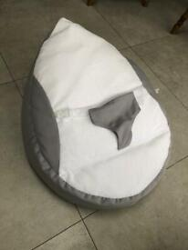RuComfy beanbag for baby